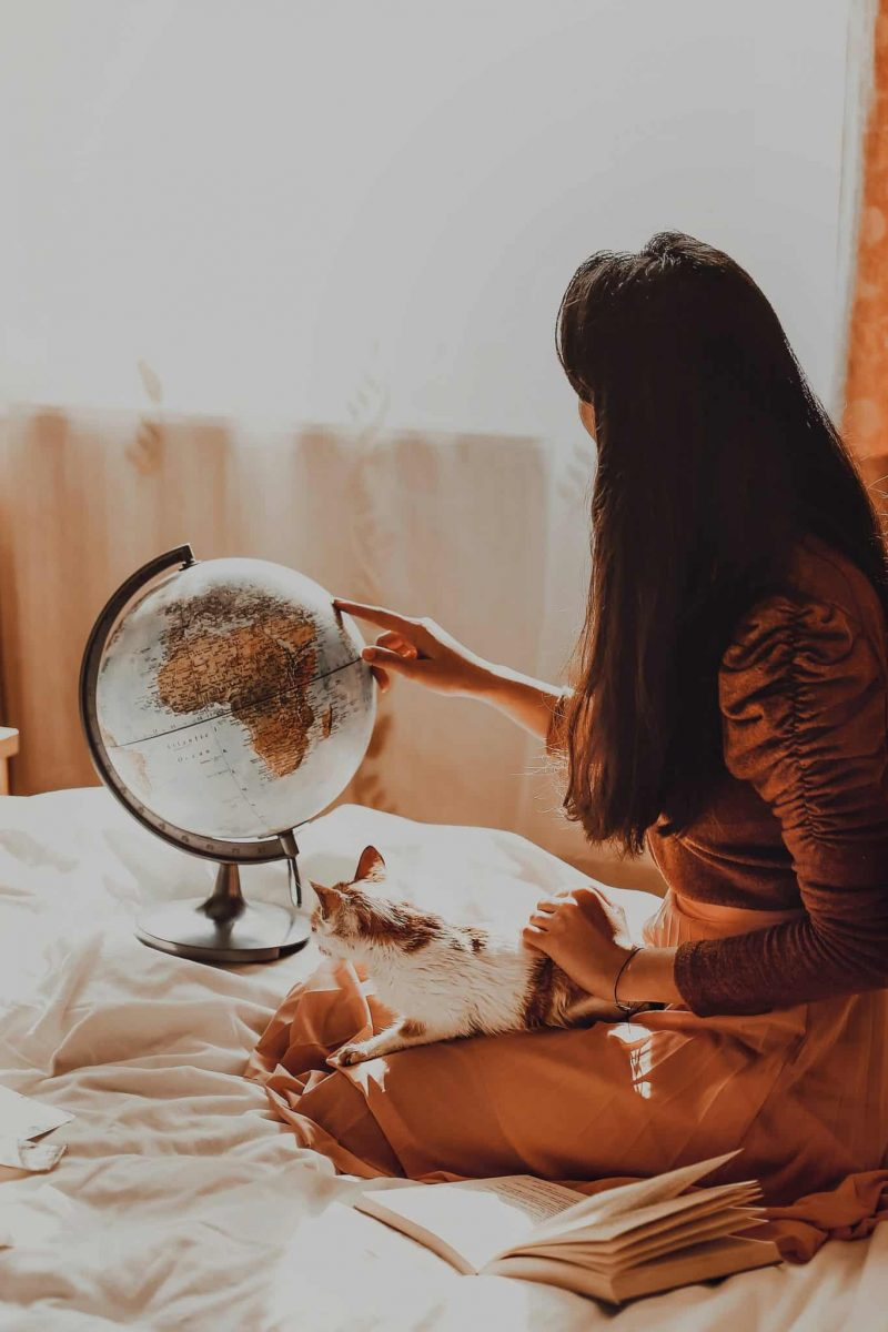 Armchair Travel: How to Master Travelling the World From Home