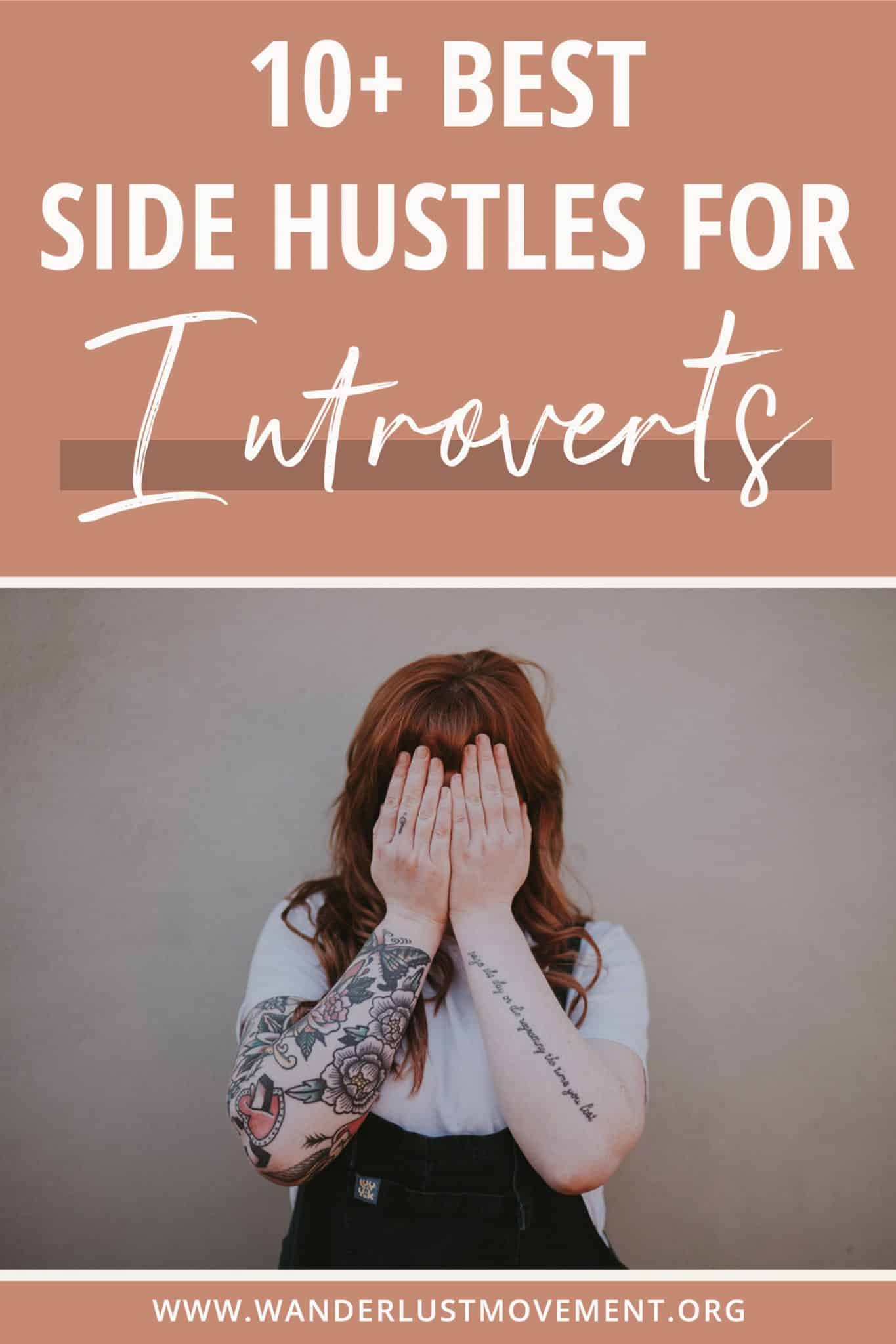 10+ of the Best Side Hustles for Introverts