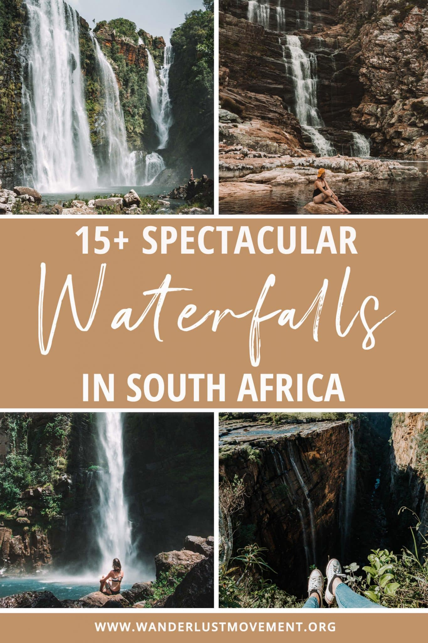 15+ Wonderous Waterfalls in South Africa That Will Make Your Jaw Drop