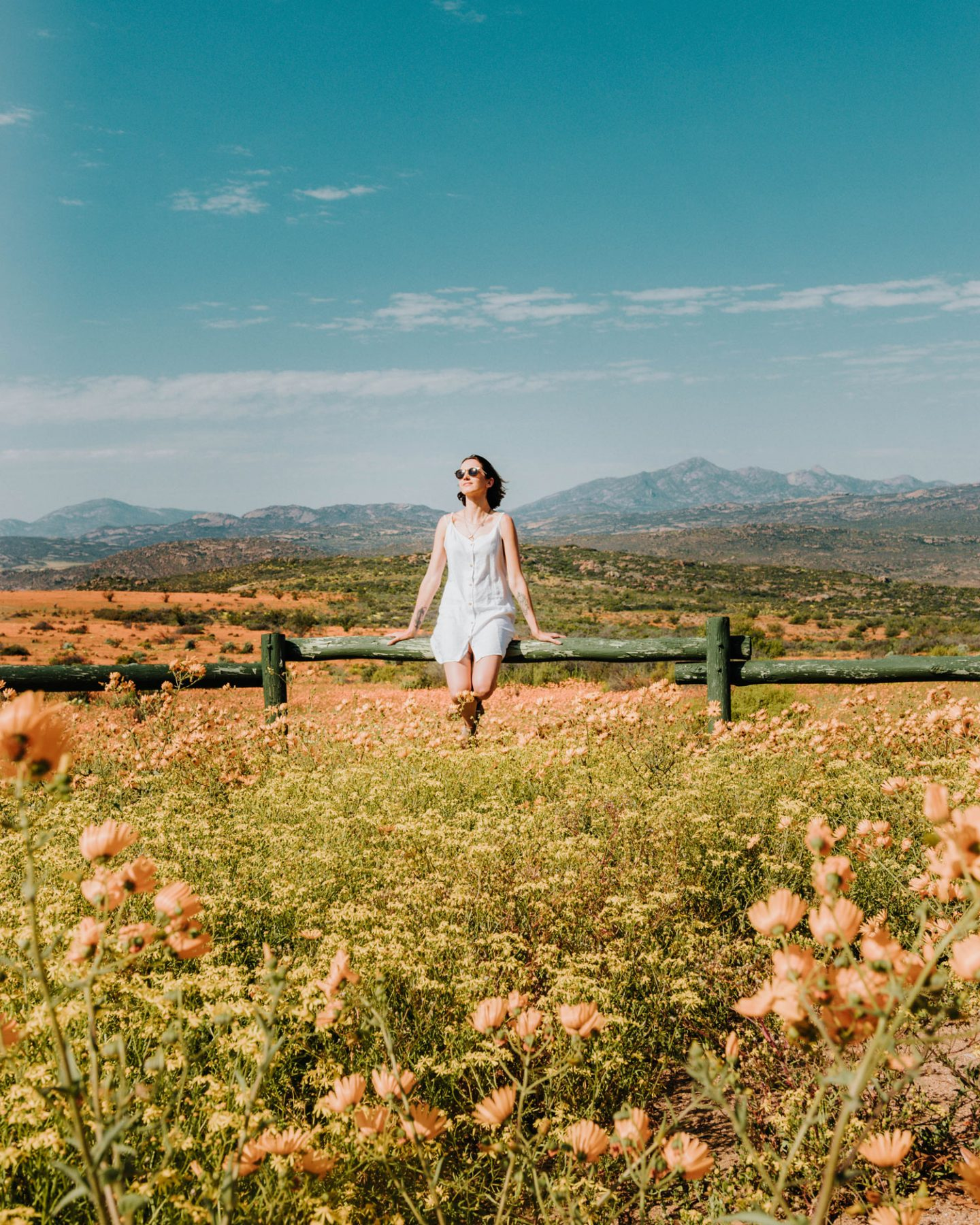 girl in namaqualand
