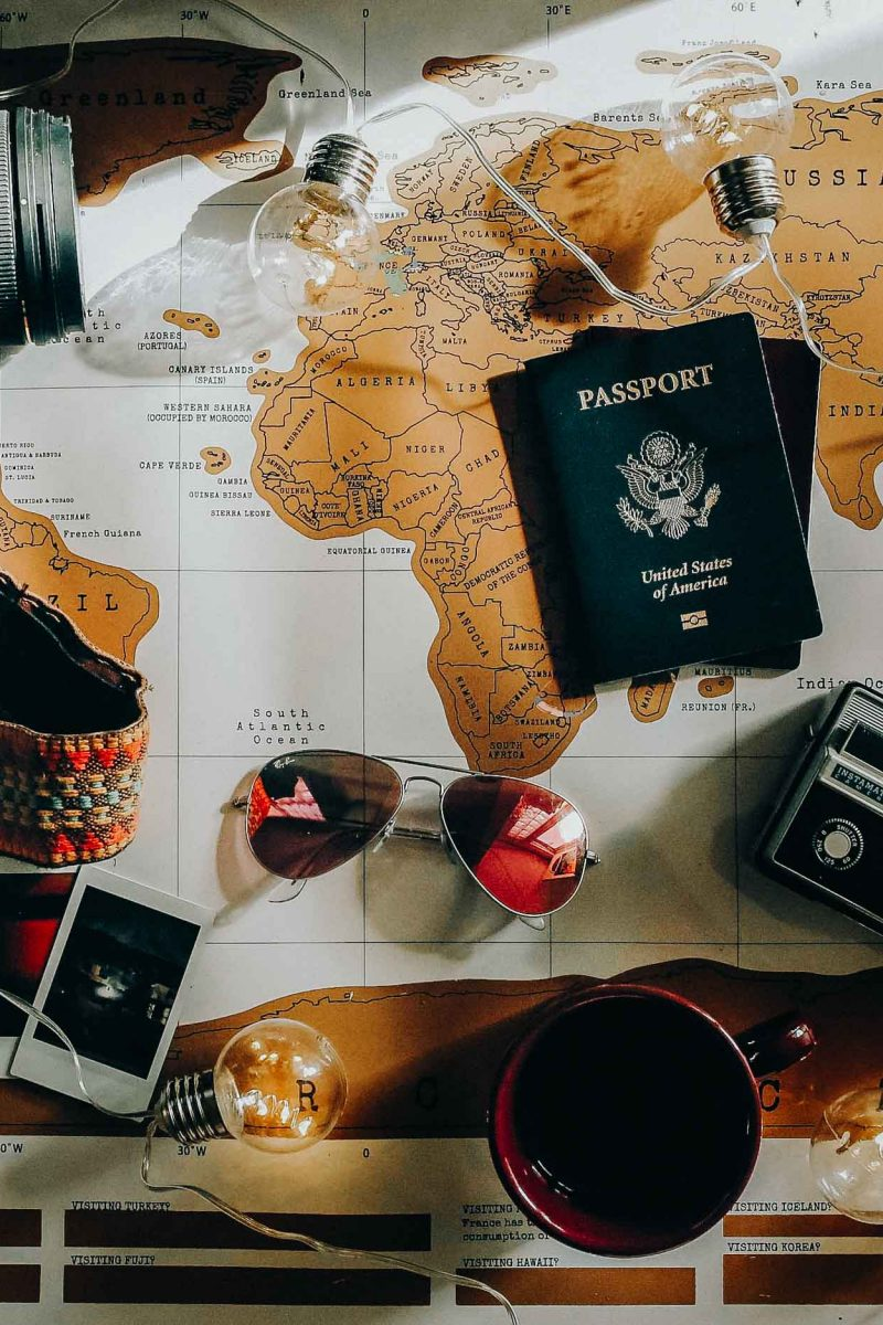 gifts for travellers