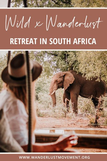 Three days. Eight women. One incredible safari adventure. Here's everything that went down at the first Wild x Wanderlust Retreat!