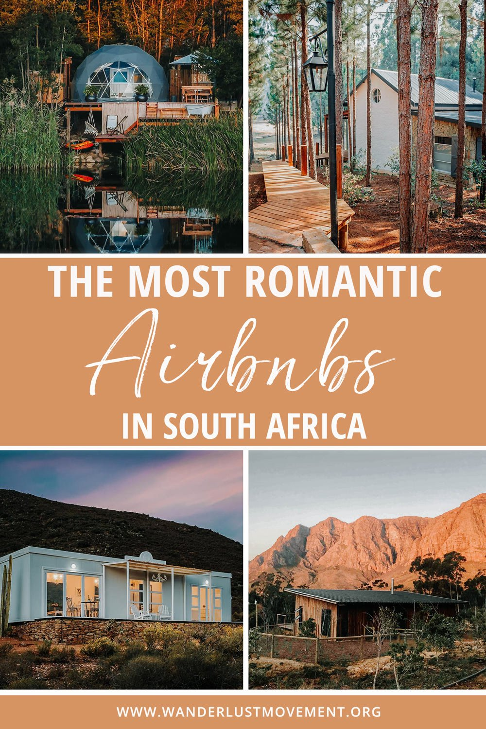 The Most Secluded & Romantic Airbnbs in South Africa