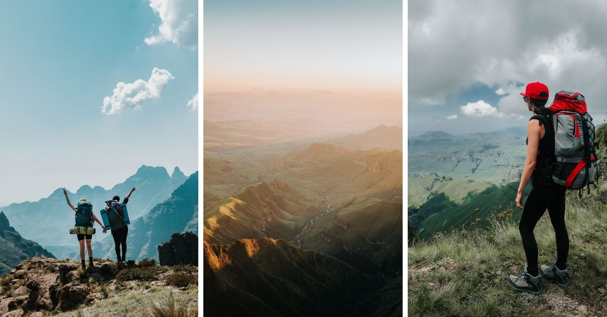 THE BEST DRAKENSBERG HIKES THAT'LL TAKE YOUR BREATH AWAY