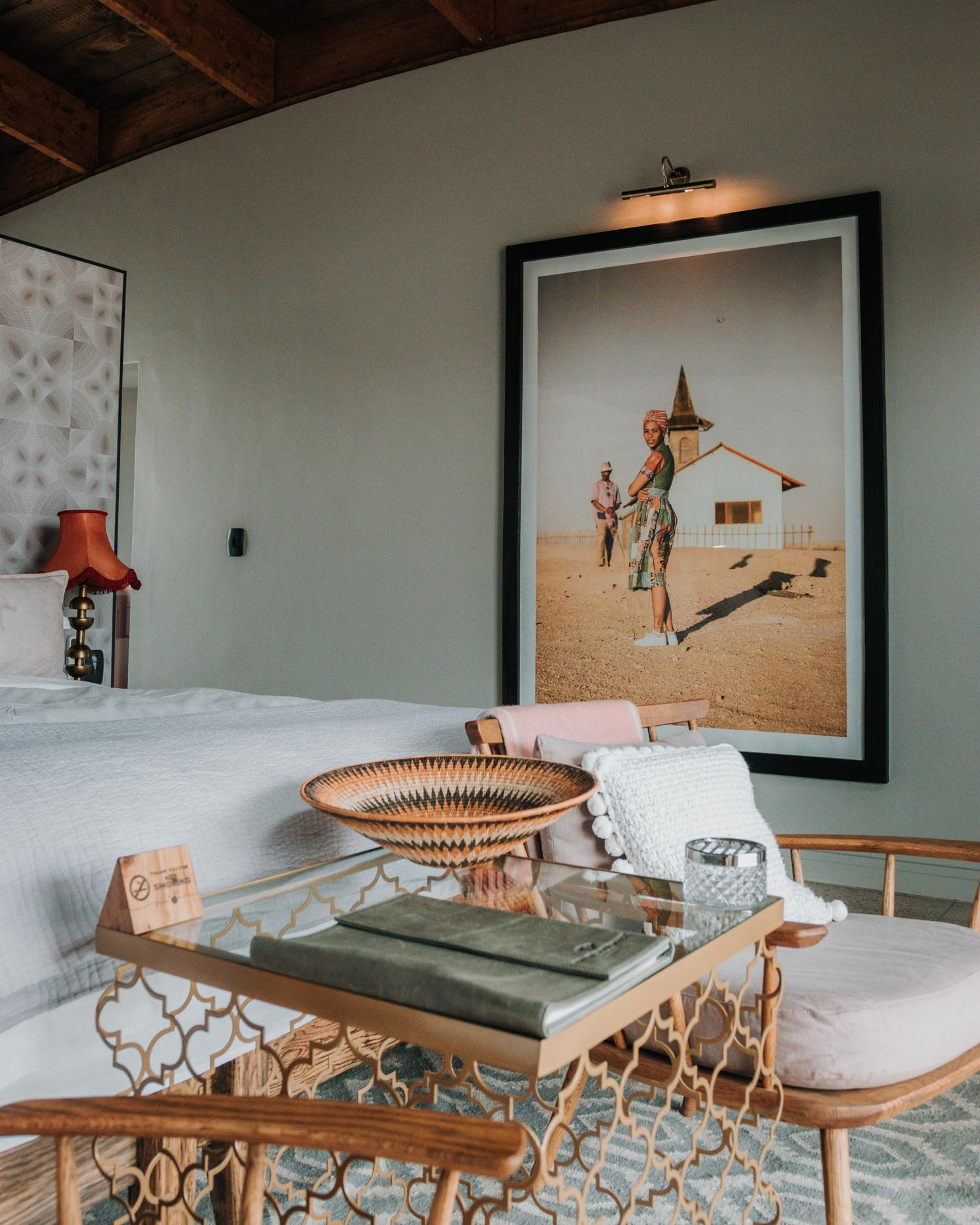 bedroom bungalow at desert grace in namibia