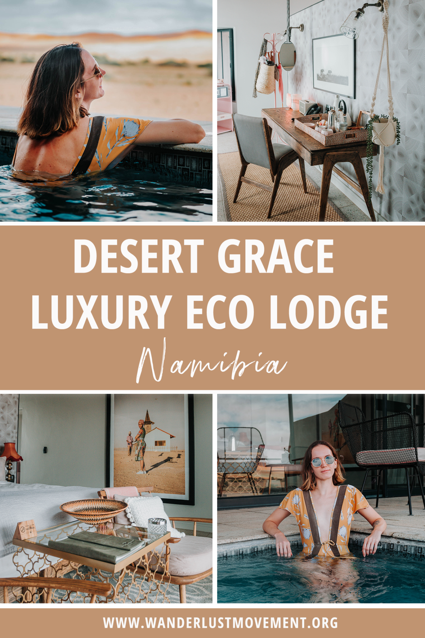 Staying at Desert Grace: A Top Luxury Eco Lodge in Namibia