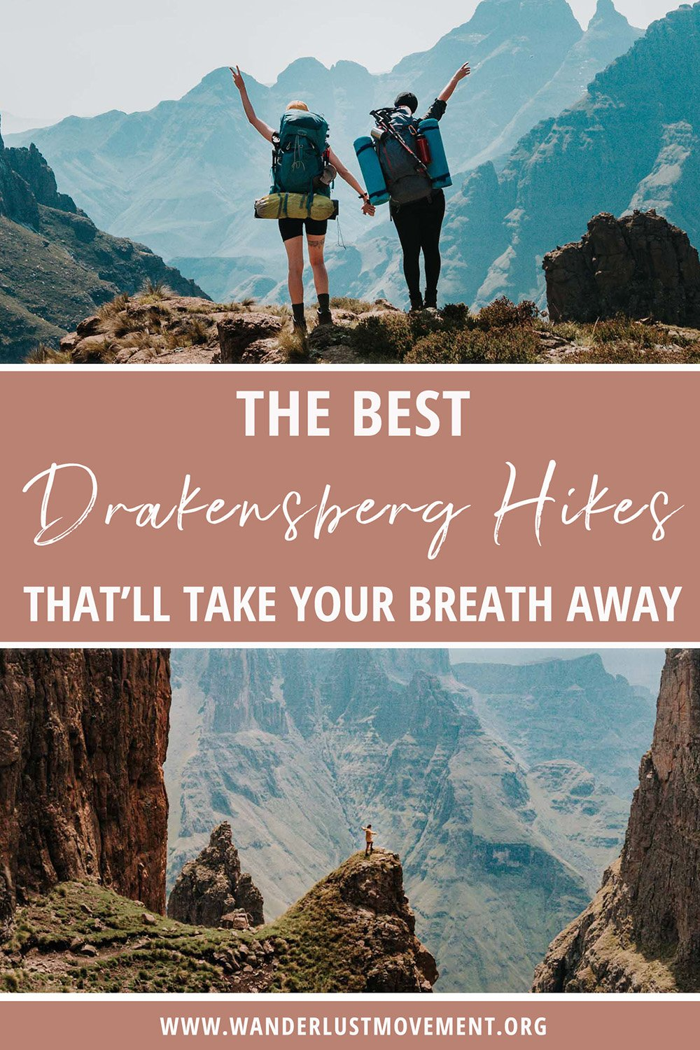 The Best Drakensberg Hikes That\'ll Take Your Breath Away