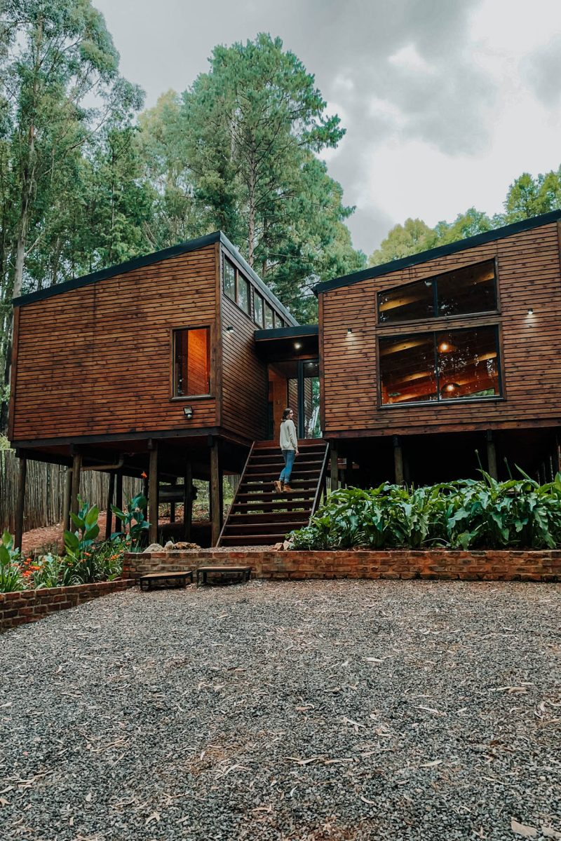 Stay In A Secluded & Charming Forest Cabin In Dullstroom